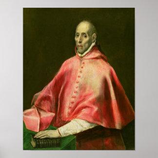 Portrait of Cardinal Juan de Tavera Poster