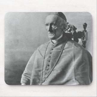 Portrait of Cardinal Manning Mouse Mat