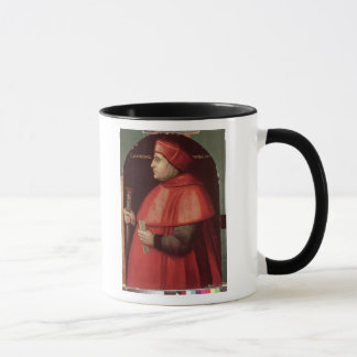 Portrait of Cardinal Thomas Wolsey Mug