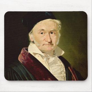 Portrait of Carl Friedrich Gauss 1840 Mousepads