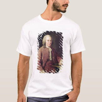Portrait of Carl von Linnaeus T-Shirt