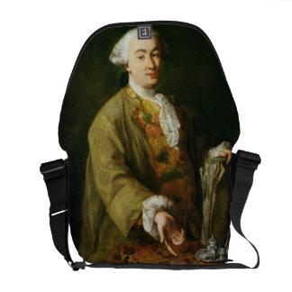 Portrait of Carlo Goldoni Courier Bag