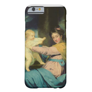 Portrait of Caroline, Duchess of Marlborough with Barely There iPhone 6 Case