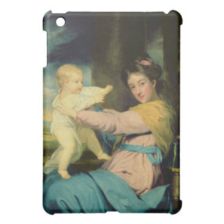 Portrait of Caroline, Duchess of Marlborough with iPad Mini Cover