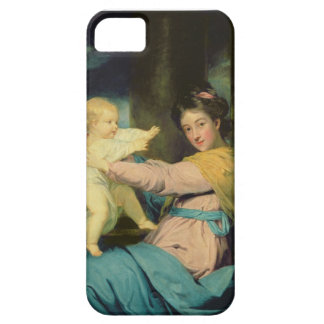 Portrait of Caroline, Duchess of Marlborough with iPhone 5 Cover