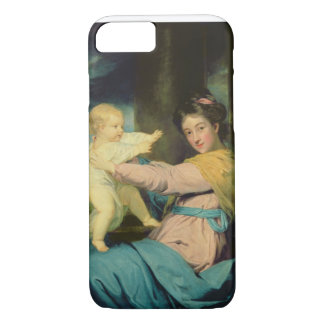 Portrait of Caroline, Duchess of Marlborough with iPhone 7 Case