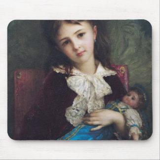 Portrait of Catherine du Bouchage, 1879 Mouse Pad