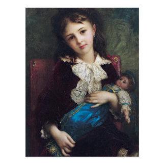 Portrait of Catherine du Bouchage, 1879 Post Card