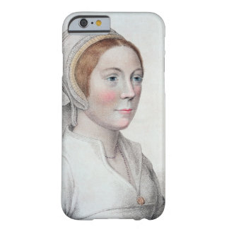 Portrait of Catherine Howard (1520-42) engraved by Barely There iPhone 6 Case