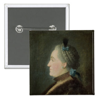 Portrait of Catherine II  of Russia Buttons