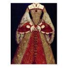 Portrait of Catherine Parr, 1545 Postcard