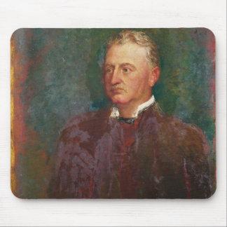 Portrait of Cecil John Rhodes  1898 Mouse Mat