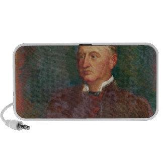 Portrait of Cecil John Rhodes  1898 Mini Speaker