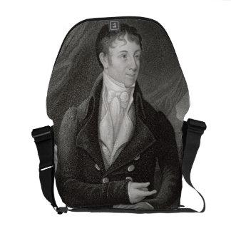 Portrait of Charles Brockden Brown (1771-1810), en Courier Bags