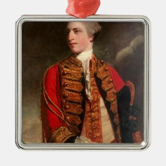 Portrait of Charles Fitzroy by Joshua Reynolds Ornament