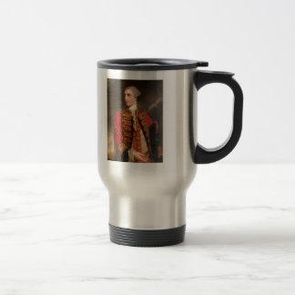 Portrait of Charles Fitzroy by Joshua Reynolds Coffee Mugs