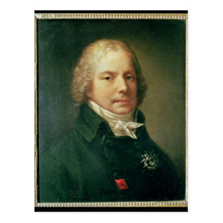 Portrait of Charles Maurice Postcards