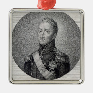 Portrait of Charles of France Christmas Ornament