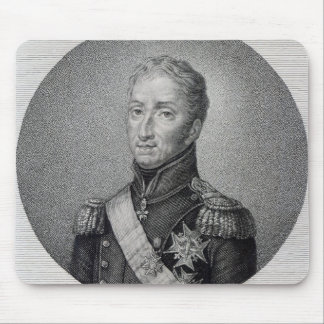 Portrait of Charles of France Mouse Pad