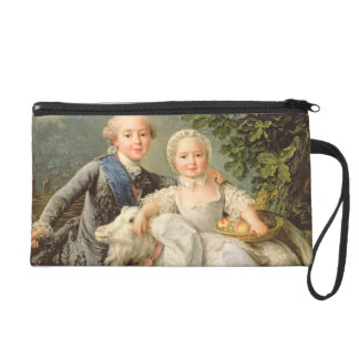 Portrait of Charles Philippe of France (1757-1836) Wristlet