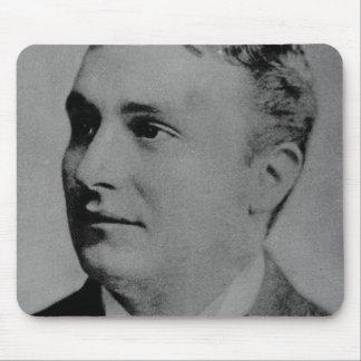 Portrait of Charles Spencer Chaplin, Sr Mouse Mat