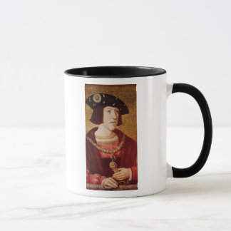 Portrait of Charles V Mug