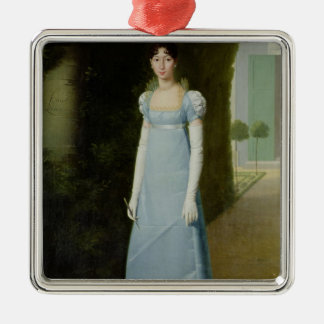 Portrait of Charlotte Bonaparte  1808 Christmas Ornament