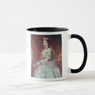Portrait of Charlotte of Saxe-Cobourg-Gotha Mug