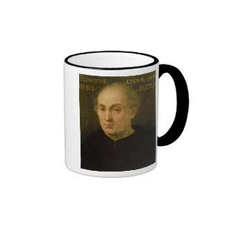 Portrait of Christopher Columbus Coffee Mugs