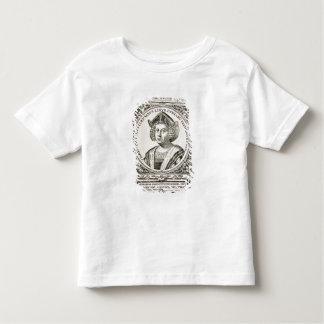 Portrait of Christopher Columbus Toddler T-Shirt