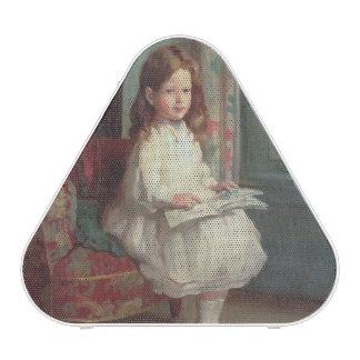 Portrait of Clara Hughes, 1902 (oil on canvas)