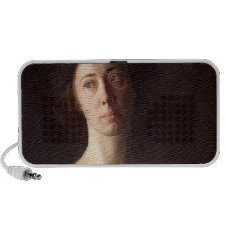 Portrait of Clara J. Mather Mini Speaker