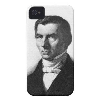 Portrait of Classical Liberal Frederic Bastiat iPhone 4 Case-Mate Case