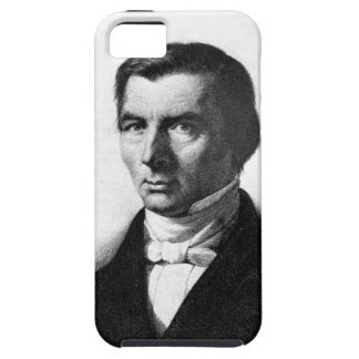 Portrait of Classical Liberal Frederic Bastiat iPhone 5 Covers