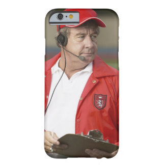 Portrait of Coach Barely There iPhone 6 Case