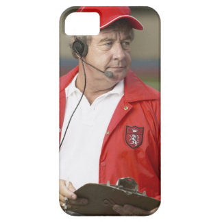 Portrait of Coach iPhone 5 Covers