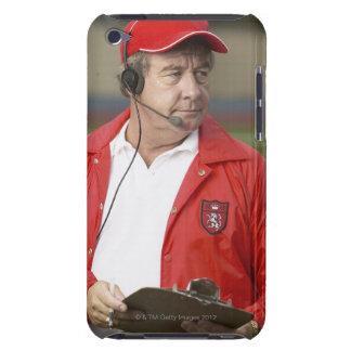 Portrait of Coach iPod Touch Cover