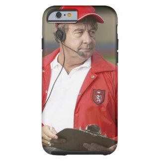 Portrait of Coach Tough iPhone 6 Case