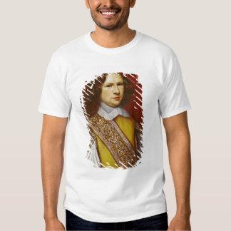 Portrait of Coeffier de Ruze d'Effiat  Marquis Shirts
