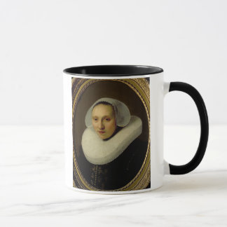 Portrait of Cornelia Pronck, Wife of Albert Cuyper Mug