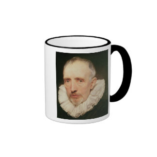 Portrait of Cornelis van der Geest, c.1620 Ringer Mug
