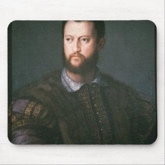 Portrait of Cosimo I de'Medici, 16th century Mousepad
