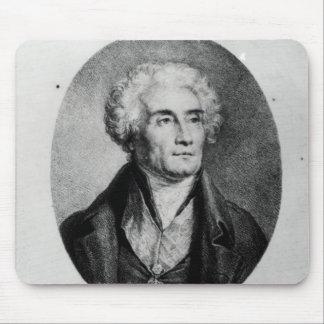 Portrait of Count Joseph de Maistre Mouse Mat