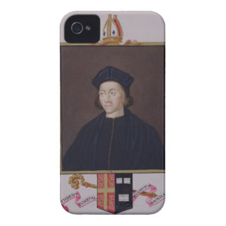 Portrait of Cuthbert Tunstall (1474-1559) Bishop o iPhone 4 Case-Mate Cases