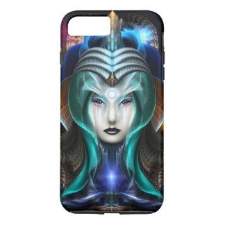 Portrait Of Cyiria iPhone 7 Plus Tough Case