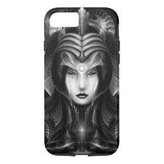 Portrait Of Cyiria Midnight iPhone 7 Tough Case