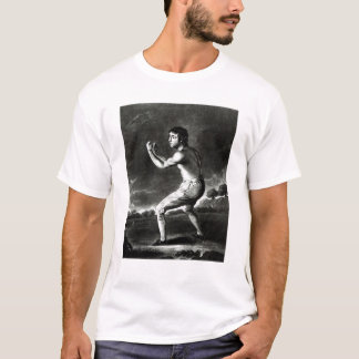 Portrait of Daniel Mendoza T-Shirt