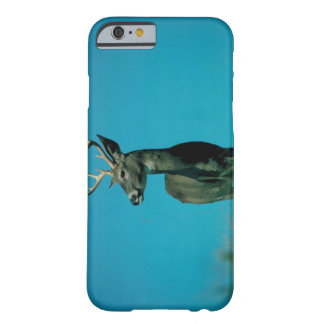 Portrait of deer barely there iPhone 6 case