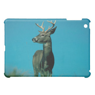 Portrait of deer iPad mini covers