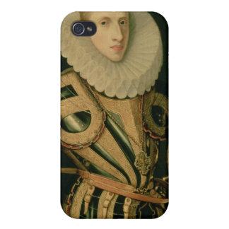 Portrait of Diego de Villamayor, 1609 Covers For iPhone 4